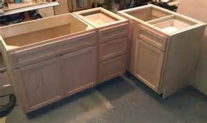 Would give the kreg jig a try and build some new kitchen cabinets