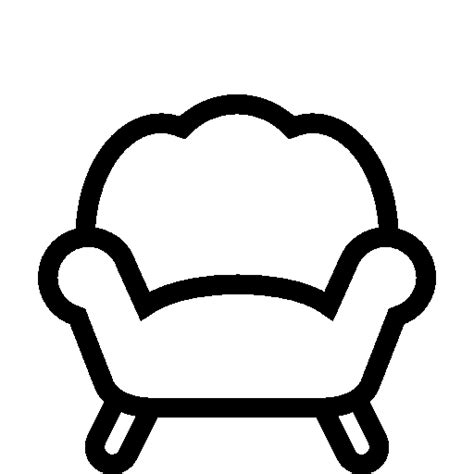 comfort icon household armchair icon ios 7 iconset icons8