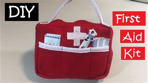 Two Simple Home Made Aids For Your by Diy Aid Kit How To Make Bag Emergency Bag 34