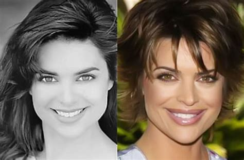 does lisa rinna have a son lisa rinna plastic surgery before after