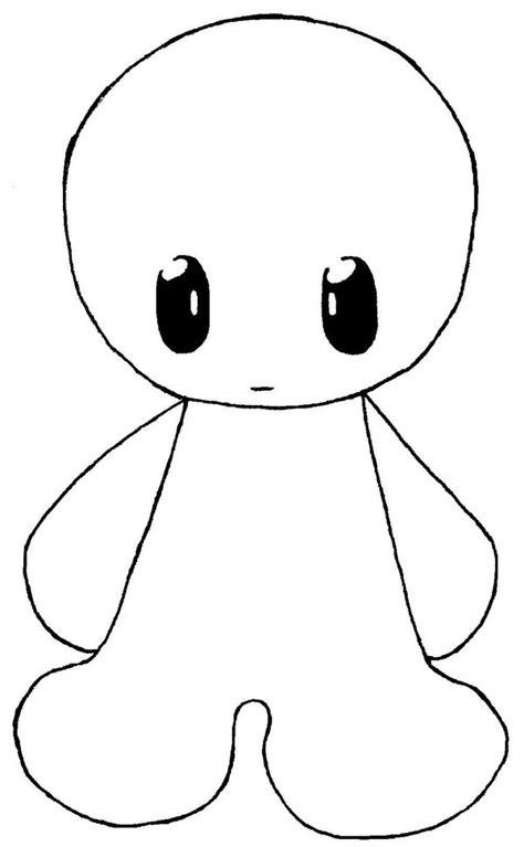 blank paper doll template blank paper doll template clipart best clipart best
