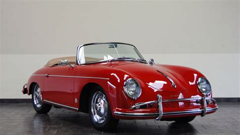 classic porsche convertible cars for sale porsche 356 1959 356a convertible d
