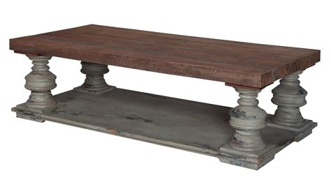 Farmhouse Coffee Table Timeless Classics European Farmhouse Coffee Table