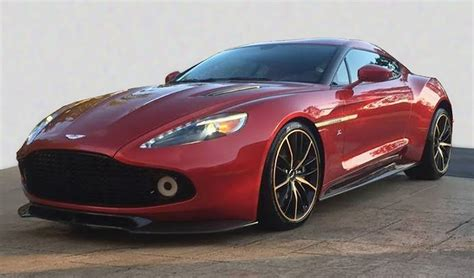 zagato cars aston martin vanquish zagato for sale in monterey