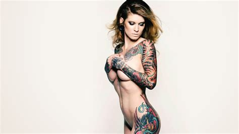 tattoo on girl wallpaper tattoos girls high definition wallpapers 171 celebrities hot