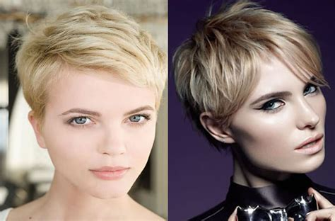 latest short pixie bob haircuts  women