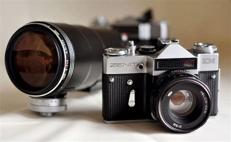 zenit camaras the russian zenit camera is coming back to battle leica