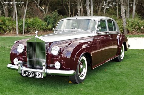 1959 Rolls Royce by 1959 Rolls Royce Silver Cloud I Information And Photos