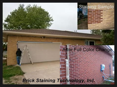 change brick color how to make a brick change colors on