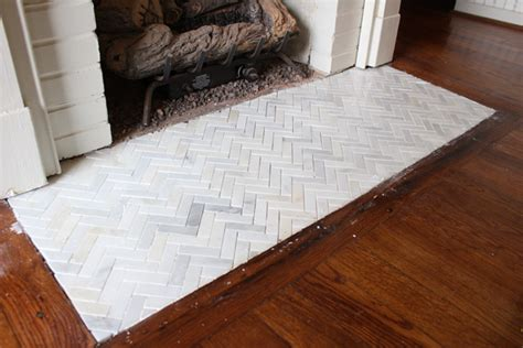 hearth fireplace tiles how to remove quarry tile level new tiles checking in