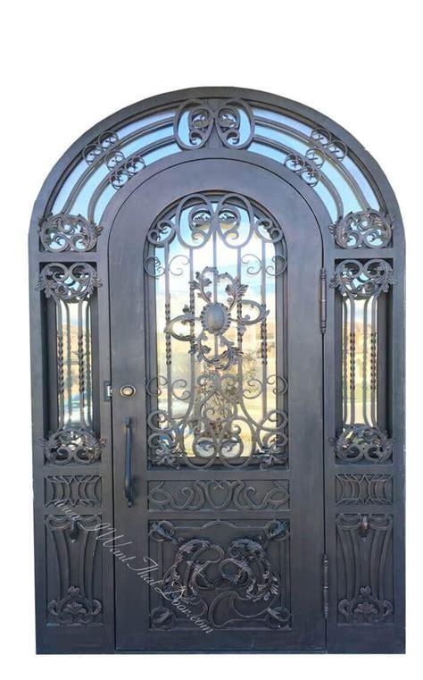 santa rosa iron doors custom wrought iron entry doors