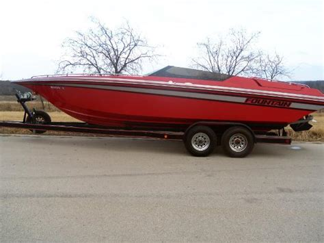 fountain boats for sale in texas fountain 27 fever boats for sale in texas