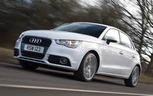 Audi Company Audi A1 Sportback Named Most Cost Efficient Company Car