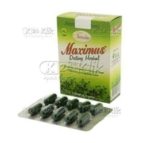 Suplemen Maximus Jual Beli Thermolyte Maximus 30s K24klik
