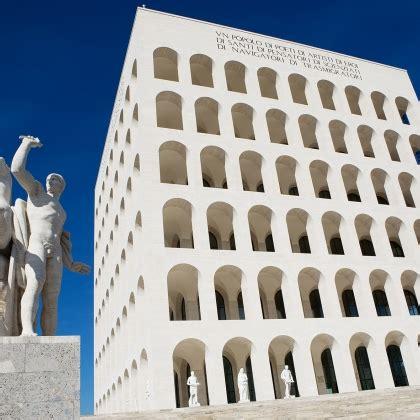 sede fendi roma palazzo della civilta italiana sede fendi open house roma