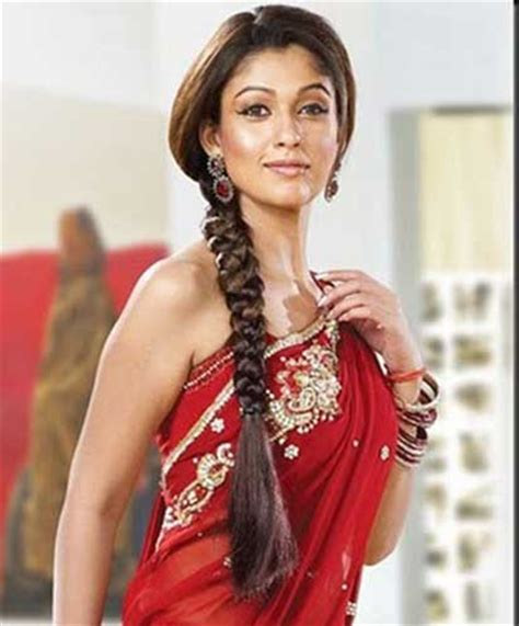 image of acctores hair style indian kollywood celebrity actress hair styles