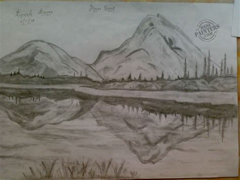 Drawing Themes On Nature | pencil sketch art designs photos pencil sketches of