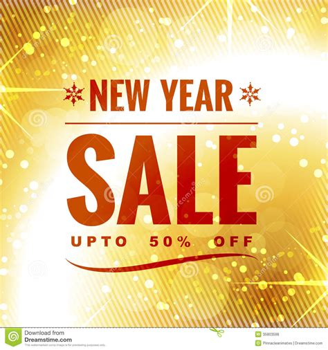 new year sale vector new year sale design royalty free stock photos image