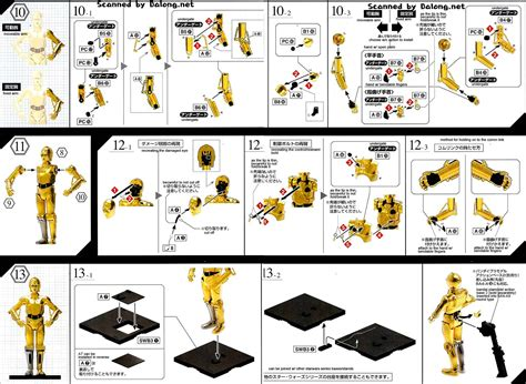 Mr Color Clear Yellow C48 1 12 c 3po manual color guide mech9