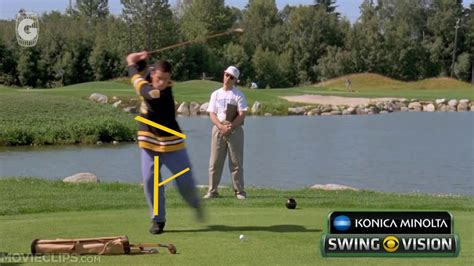 happy gilmore golf swing swing vision happy gilmore youtube