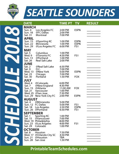 printable nfl schedule 2017 nfl printable schedule 2016 calendar template 2016