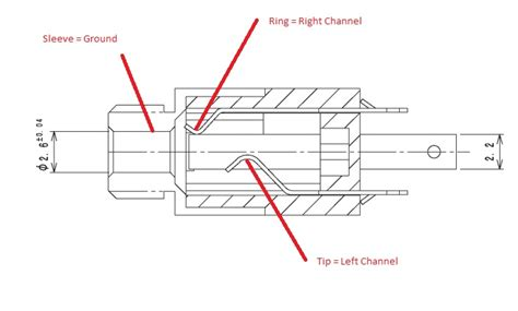 3 5mm audio cable wiring scheme wiring diagram with
