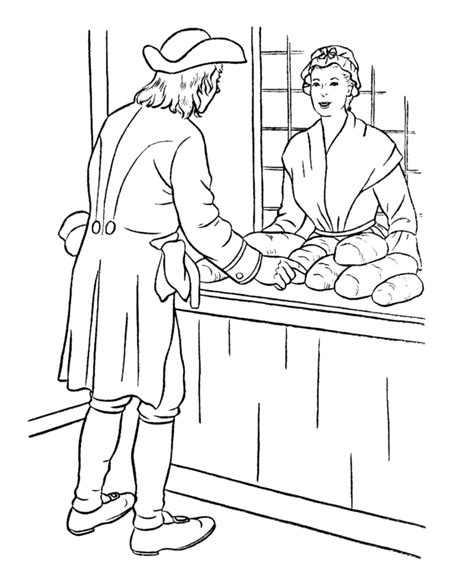early coloring pages usa printables early american home coloring pages