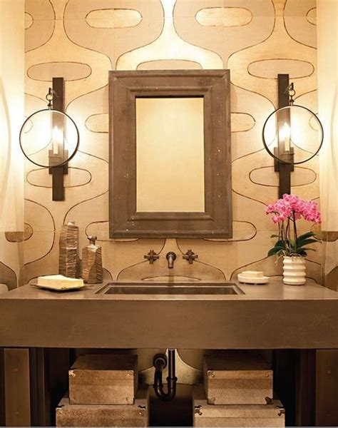decoracion en lavabos