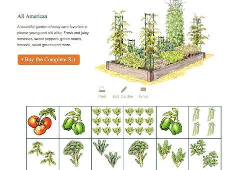 Kitchen Planner Software 7 high tech online gardening tools to plan the perfect