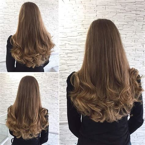 can you perm loose curls into bottom of hair long hair with curls at the bottom 45 chic fall haircuts