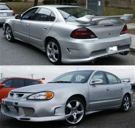 Pontiac Grand Am 99 by Pontiac Grand Am 99 04 Kaoz Kit
