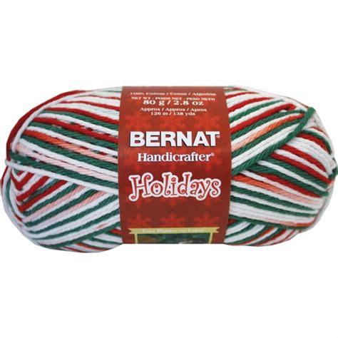 knitting warehouse free shipping bernat handicrafter holidays yarn