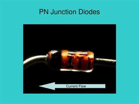 what is pn diode ppt pn junction diodes powerpoint presentation id 6539311