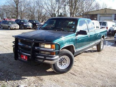 how to work on cars 1996 chevrolet 2500 auto manual 1996 chevrolet 2500 pickup mitula cars