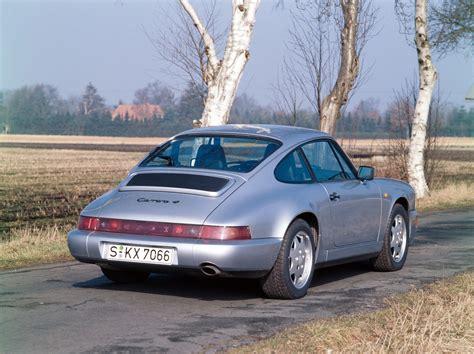 Porsche Carrera 4 by Porsche 911 Carrera 4 964 Specs 1988 1989 1990 1991
