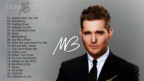 michael buble the best michael bubl 233 greatest hits best songs of michael bubl 233