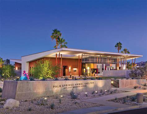 Palm Springs Animal Care Facility by Swatt   Miers