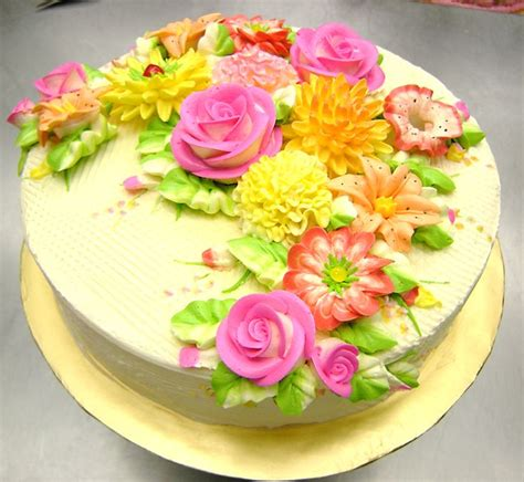 Cake Decorating Flowers Buttercream by Buttercream Flowers Cakes