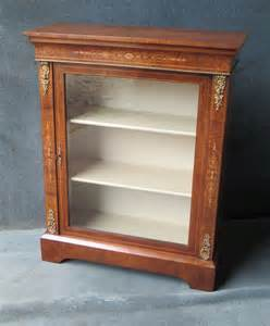 Pier Cabinet Burr Walnut Single Door Pier Cabinet Antiques Atlas