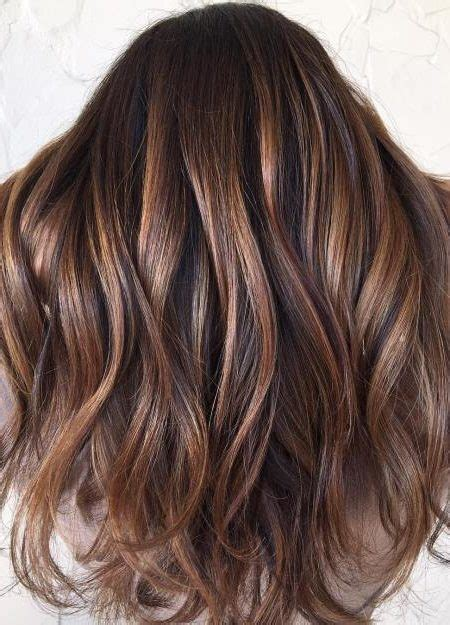hair color and highlights trend for women over 50 tiger eye hair color ideas for 2017 haircuts hairstyles