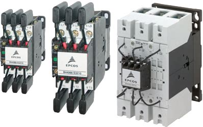 epcos capacitor contactor epcos capacitor contactor 28 images contactores epcos products industrial switchgear