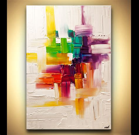 modern painting ideas abstract painting colorful abstract painting on white