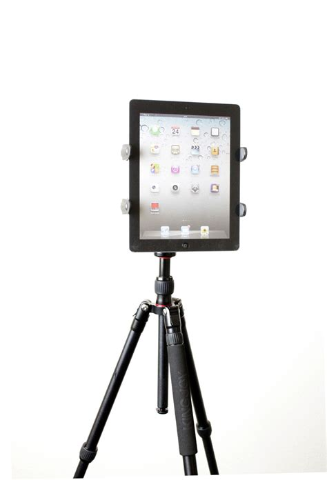 Tripod Tablet tripod monopod 1 4 quot 20 mount holder for apple 1 2 3 4