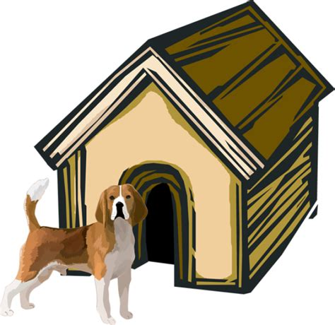 dog house vector vector dog house clipart cliparts and others art inspiration
