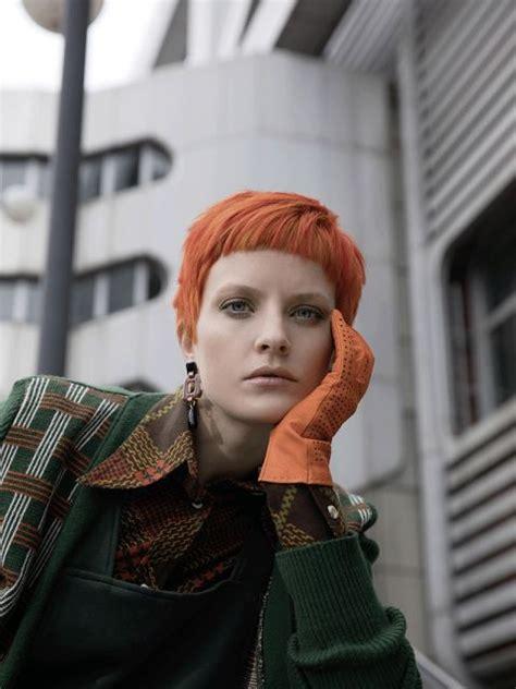 frisuren  mittellang stecken braune haare