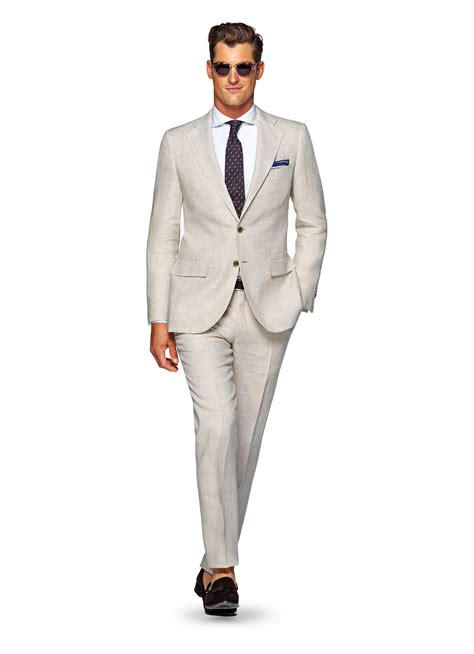 Light Brown Suit by Suit Light Brown Check Lazio P4845i Suitsupply Store
