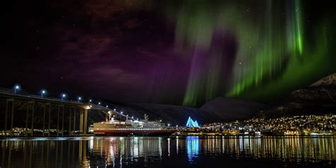 tromso northern lights tromso northern lights tour from rovaniemi two nights in