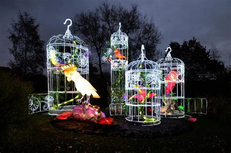 Botanical Gardens Lantern Festival Is The Magical Lantern Festival At Birmingham Botanical Gardens Any Zoe Chamberlain