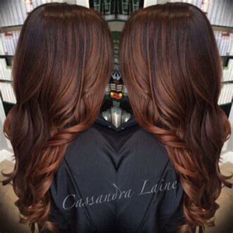 deep chocolate brown hair color deep rich chocolate brown haircolor with hot curls
