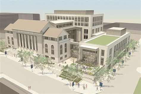 Hartford Mba Ranking by Construction To Begin At Downtown Hartford Cus Uconn